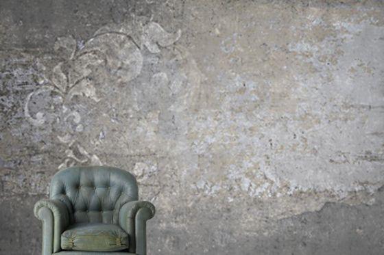 """Luxusní vliesová fototapeta """"Vintage style in gray"""" z kolekce Beton story"""