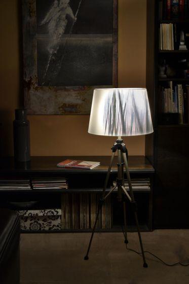 Stylová polohovací lampa
