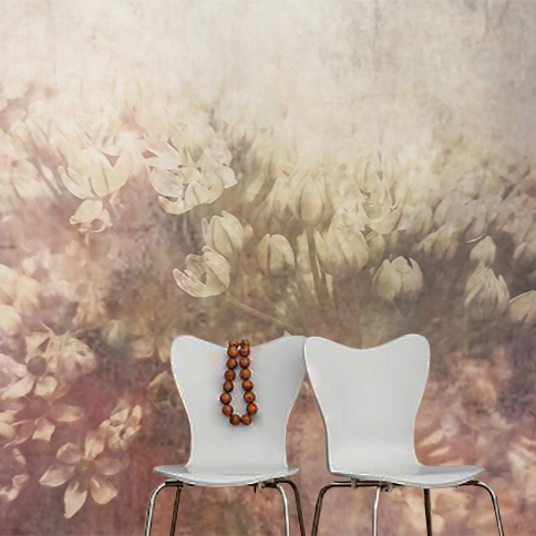 """Luxusní vliesová tapeta """"Vintage flower"""""""