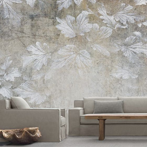 """Luxusní vliesová tapeta """"Baroque plants"""""""