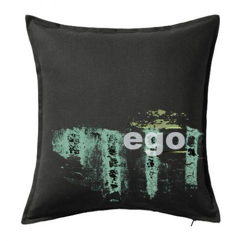 Luxusní dekorační povlak na polštář Ego