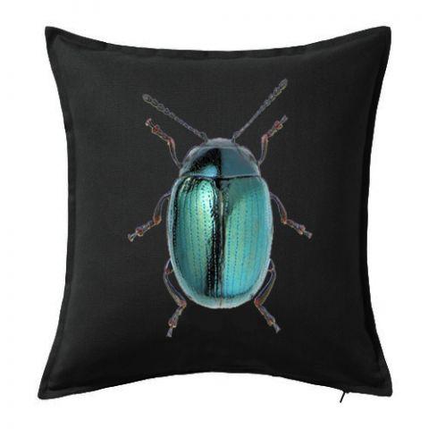 """Dekorační polštář """"Blue Beetle"""""""