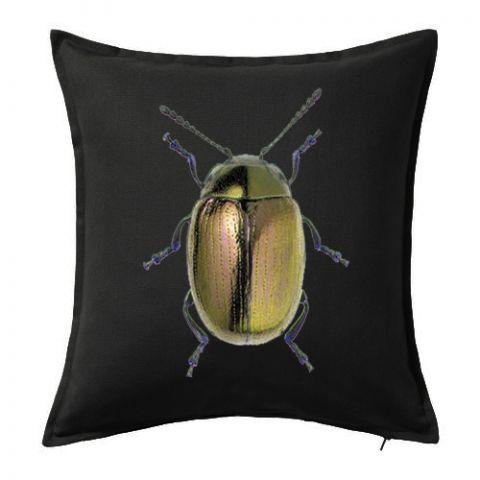 "Dekorační polštář ""Golden Beetle"""