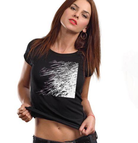 Dámské luxusní triko s potiskem ,, Rákosí,,