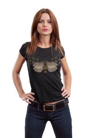 Luxusní dámské tričko ,,Moth,,