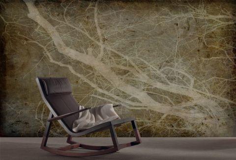 """Luxusní vliesová obrazová tapeta """"Tree branch"""""""