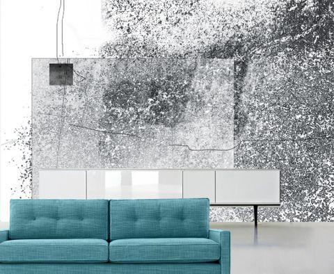 """Luxusní vliesová tapeta """"Concrete"""" z kolekce Beton story"""