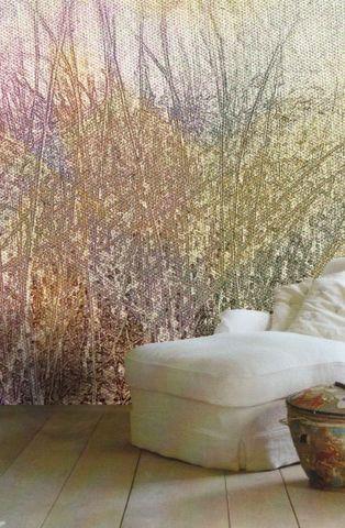 """Luxusní vliesová fototapeta """"Grasses II"""""""
