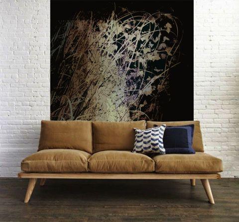 """Luxusní vliesová tapeta """" Still life of ivy"""""""