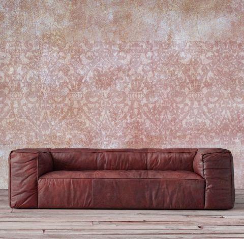 """Luxusní vliesová tapeta """" Fresco in pink"""""""