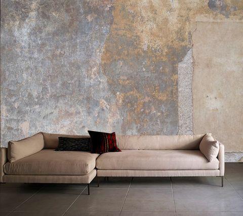 """Luxusní vliesová tapeta """" Old wall"""""""