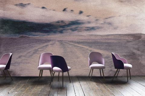"""Luxusní vliesová tapeta """"Mosaic landscape """""""
