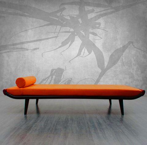 """Luxusní vliesová tapeta """" Reed in gray"""" z kolekce Beton story"""
