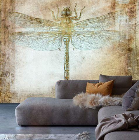 """Luxusní vliesová tapeta """"Dragonfly"""""""