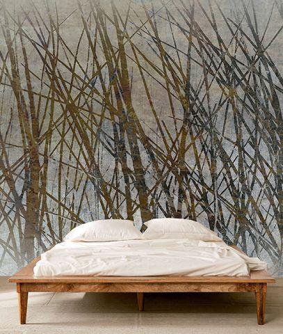 """Luxusní vliesová tapeta """"Forest grass"""""""