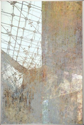 """Obraz v rámu """"Louvre"""""""