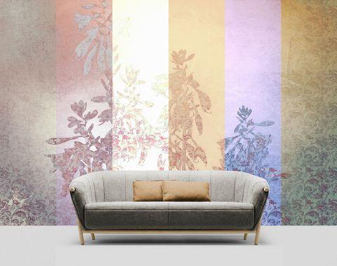 """Luxusní vliesová tapeta """"Hosta in colour"""""""