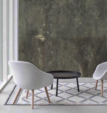 """Luxusní vliesová tapeta """"Green concrete"""" z kolekce Beton story"""