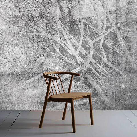 """Luxusní vliesová tapeta """"Forest still life"""" z kolekce beton story"""