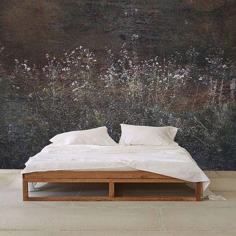"Luxusní vliesová tapeta ""Night meadow"""