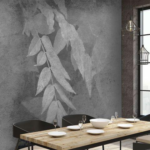 """Luxusní vliesová tapeta """"Vistaria in concrete"""" z kolekce Beton story"""