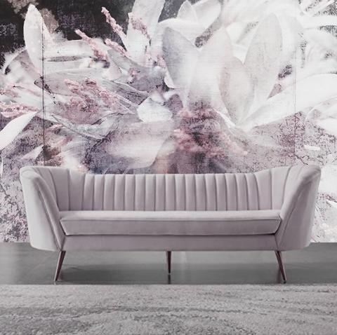 """Luxusní vliesová tapeta """"Pink illusion"""""""
