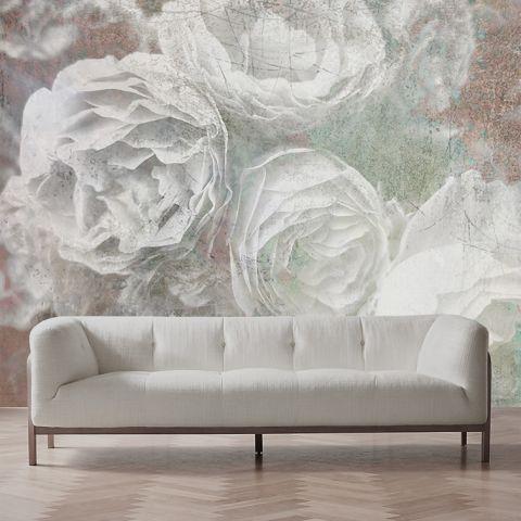 """Luxusní vliesová tapeta """"Morning roses"""""""