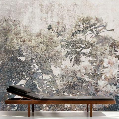 """Luxusní vliesová tapeta """"Rhododendron bush"""""""
